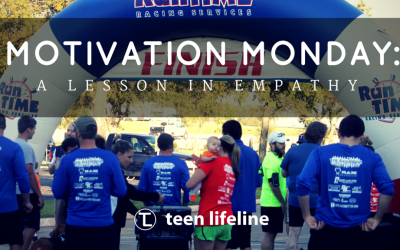 Motivation Monday: A Lesson in Empathy