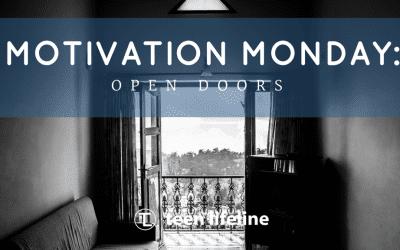 Motivation Monday: Open Doors