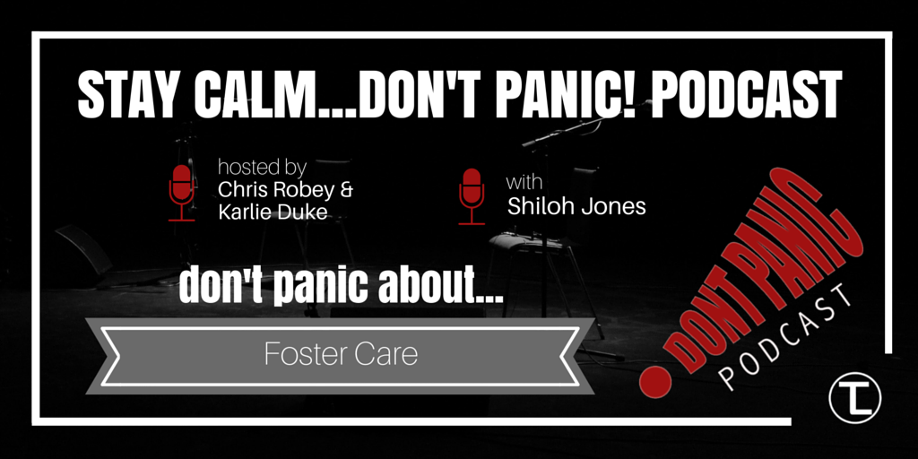 Don't Panic about Foster Care with Shiloh Jones