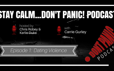 Carrie Gurley Talks Dating Violence