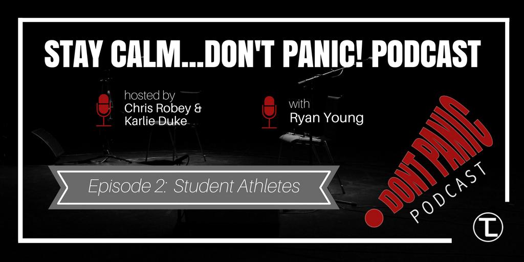 Ryan Young Talks Student Athletes